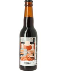 Flaschen Bier - Frontaal Nebula
