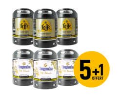 Fusti di birra - Fusto Hoegaarden PerfectDraft 6-litri - 5+1 OFFERTO!