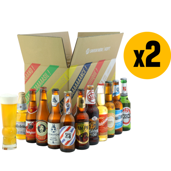 Offerta speciale 2 World Pack