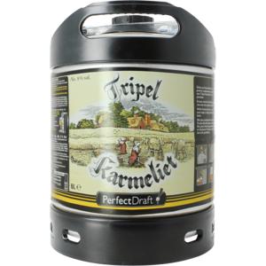 Tripel Karmeliet PerfectDraft 6-litre Fass