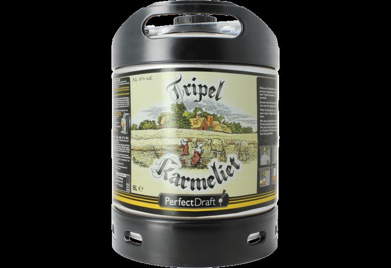 Fatöl - Tripel Karmeliet 6L PerfectDraft Fat
