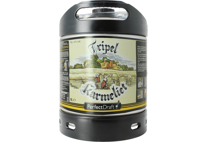 Fässer - Tripel Karmeliet PerfectDraft 6-litre Fass