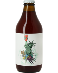Bottled beer - Brewski Halo Milkshake