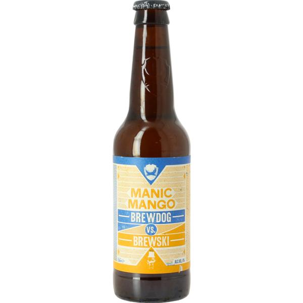Brewski Manic Mango