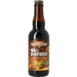 Botellas - Wicked Weed El Paraiso BA 2017