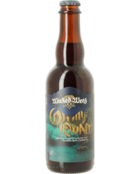 Bottled beer - Wicked Weed Oh My Quad