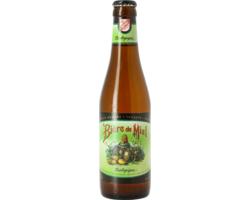 Bouteilles - Bière de Miel bio 33 cl