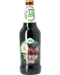 Botellas - Siberian Crown Taiga Bear