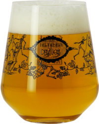 Beer glasses - La Débauche Beer Glass - 25 cl