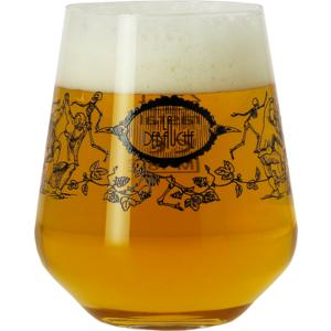 La Débauche Beer Glass - 25 cl