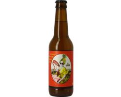 Bottled beer - La Débauche Queen Flamingo Tropico Chic
