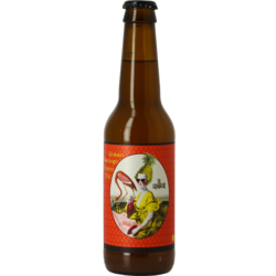 Bottled beer - La Débauche Queen Flamingo Tropico Chic