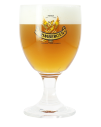 Beer glasses - Grimbergen 33cl glass