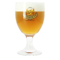 Bierglazen - Grimbergen glas - 33 cl
