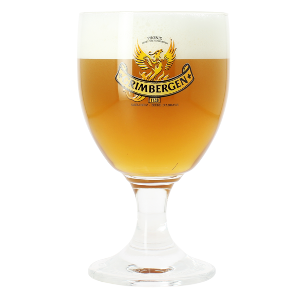 Grimbergen 33cl glass