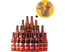 GIFTS - Jupiler 24 Pack with FREE Bottle Opener BBQ Glove