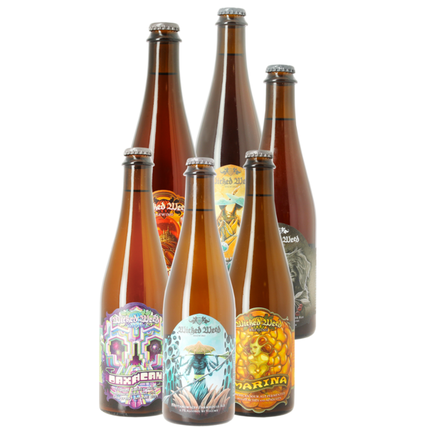 Cofanetto Wicked Weed Sours