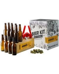 Beer Kit - Beer Kit complet ambrée + recharge
