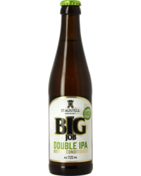 Bottled beer - St Austell Big Job - 33 cl