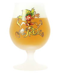Beer glasses - Cuvée des Trolls 25 cl glass