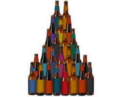 Beer Collections - Assortiment Sauveur Bière - 24 bouteilles