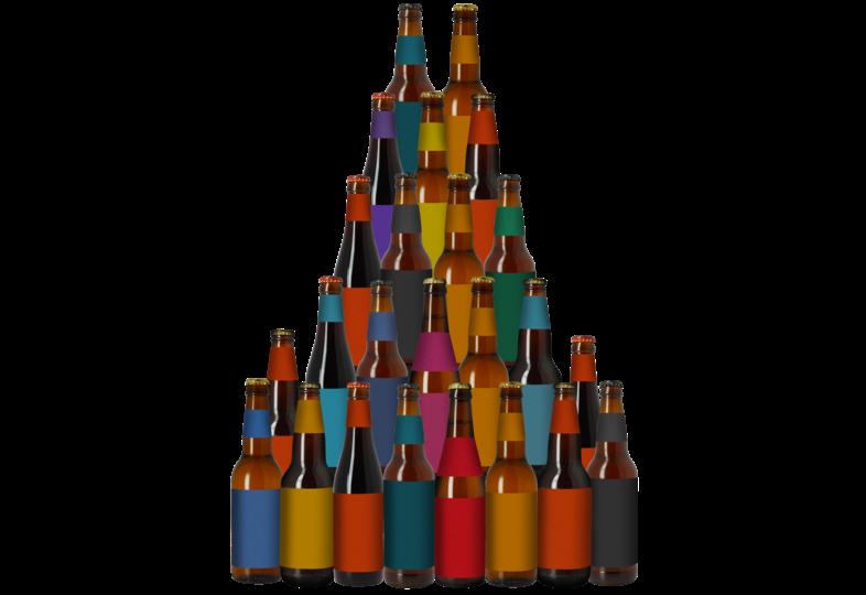 Cofanetto di birra - Cofanetto Hopt - 24 birre