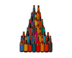 assortiments - Anti-Gaspi : l'Assortiment 24 bouteilles Sauveur Bière