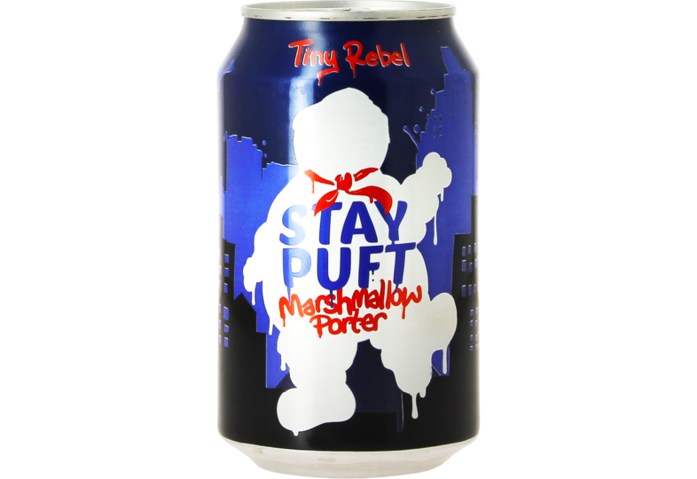 Bottled beer - Tiny Rebel Stay Puft