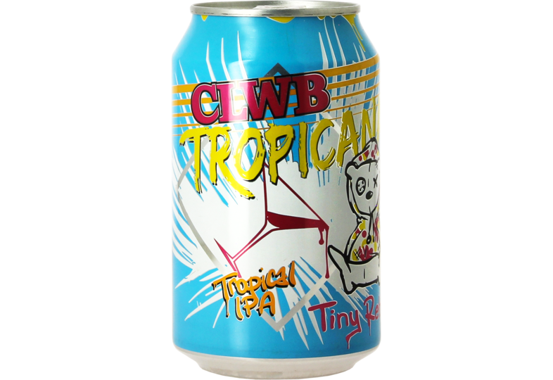 Bouteilles - Tiny Rebel Clwb Tropicana - Canette