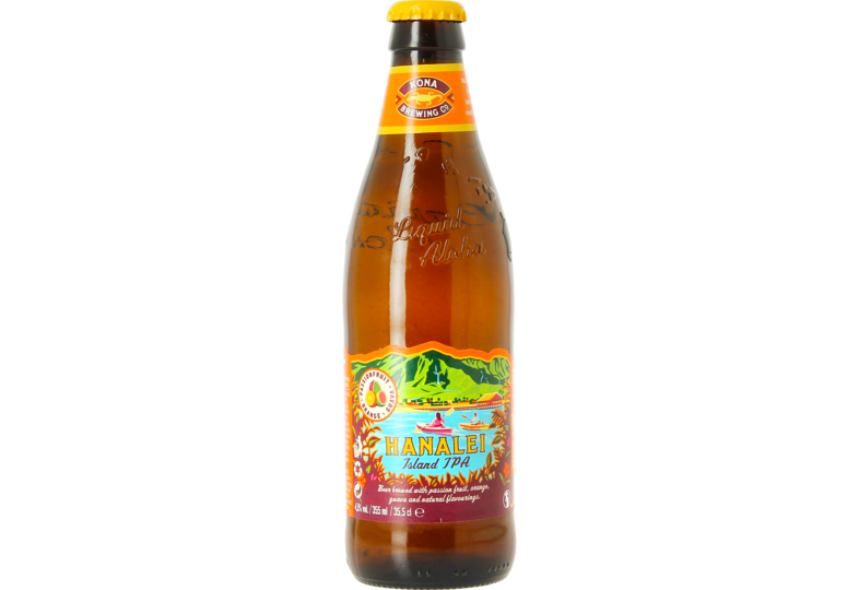 Bottiglie - Kona Brewing Hanalei Island IPA
