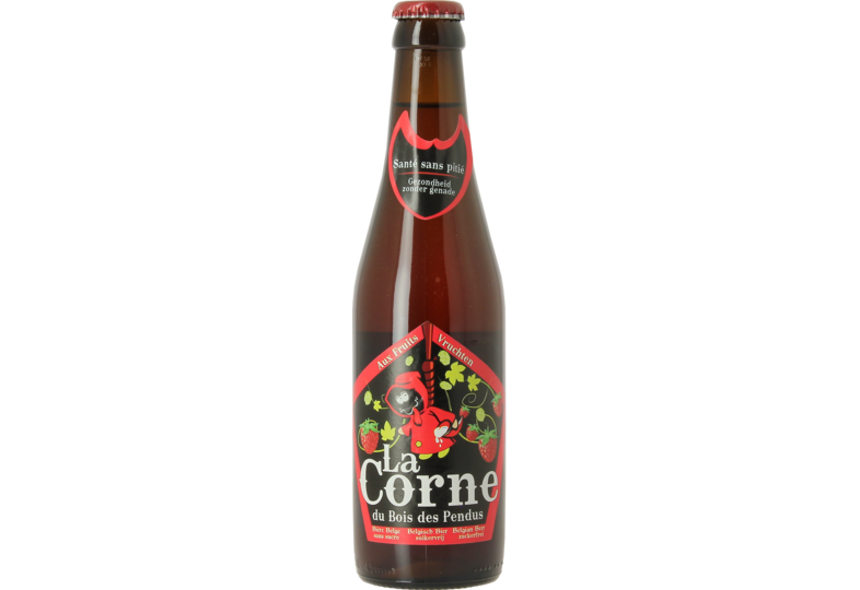 Bottled beer - La Corne Du Bois Des Pendus Aux Fruits