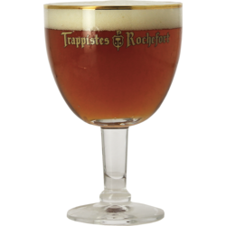 Beer glasses - Tasting glass Trappistes Rochefort - 15 cl
