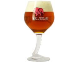 Verres à bière - Verre Delirium - nouveau modèle 33 cl