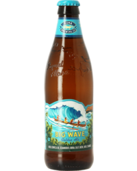 Flessen - Kona Brewing Big Wave Golden Ale