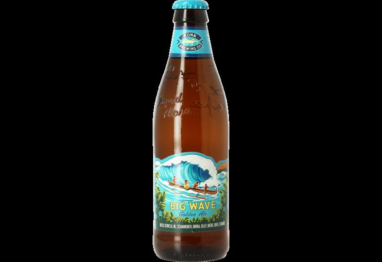 Bottiglie - Kona Brewing Big Wave Golden Ale
