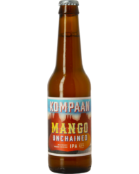 Bottled beer - Kompaan Mango Unchained