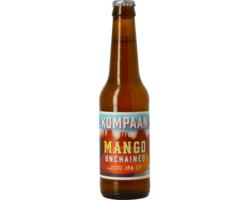 Flessen - Brouwerij Kompaan - Mango Unchained