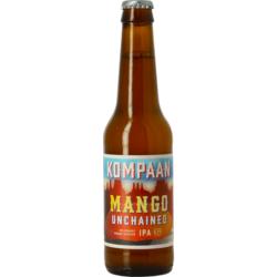 Bottiglie - Brouwerij Kompaan - Mango Unchained