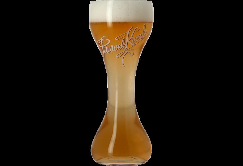 Bottled beer - Kwak beer glass - 20cl