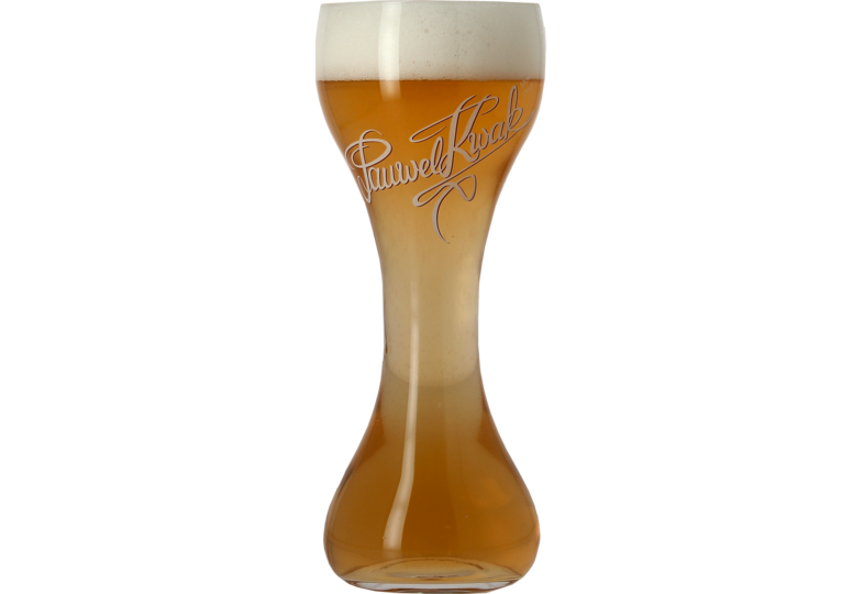 Bottled beer - Kwak beer glass - 20cl