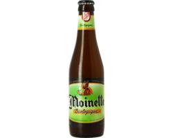 Bottled beer - Moinette Biologique - 33 cl