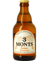 Bottled beer - 3 Monts Saison 2 Houblons