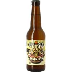 Bouteilles - 4 Pines Brookval Union Ginger Beer