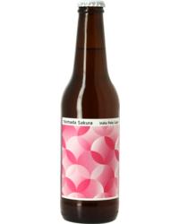 Bottled beer - Nómada Sakura