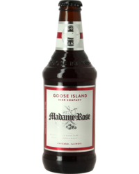 Bottled beer - Goose Island Madame Rose
