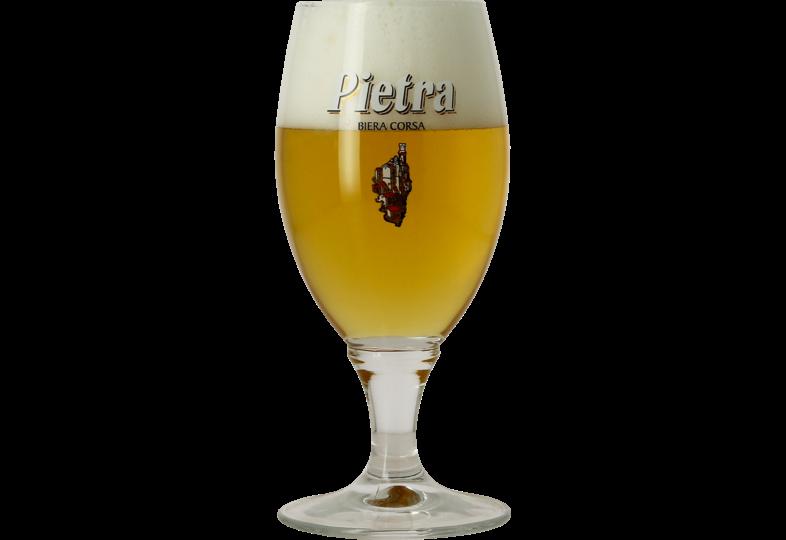 Beer glasses - Pietra Beer glass - 33 cl