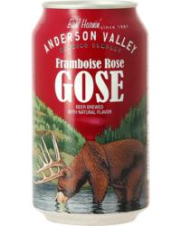 Botellas - Anderson Valley Framboise Rose Gose