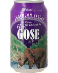 Botellas - Anderson Valley The Kimmie, The Yink and The Holy Gose Ale