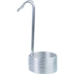 Accessoires du brasseur - Refroidisseur à moût Brewferm en inox - 20 L