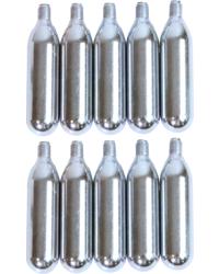 Brewing Accessories - 10 cartouches CO2 pour Chargeur-fût (KEG-charger)